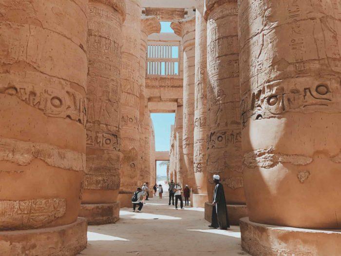 صور سفر، المعالم السياحية في مصر، الأقصر