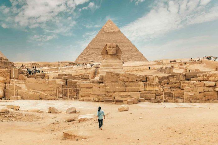 صور سفر، المعالم السياحية في مصر