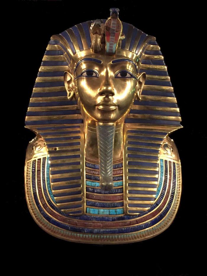 صور سفر، المعالم السياحية في مصر توت عنخ امون، المتحف المصري، القاهرة