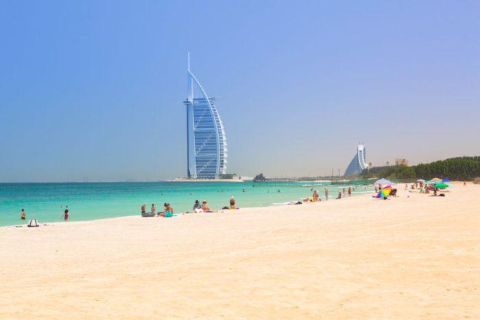 صور سفر، أجمل الشواطئ في العالم، شاطئ الجميرا