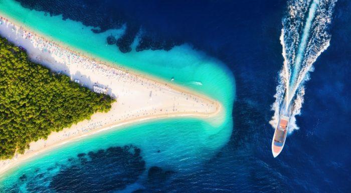 صور سفر، أجمل الشواطئ في العالم، شاطئ زلاتني رات