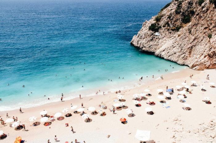 صور سفر، أجمل الشواطئ في العالم، شاطئ كابوتاش