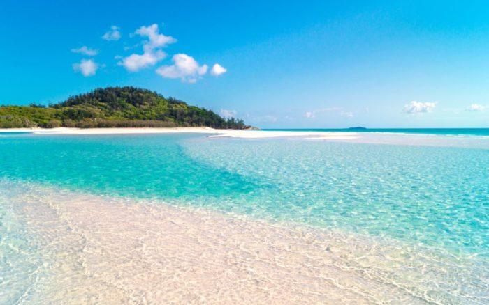 صور سفر، أجمل الشواطئ في العالم، شاطئ وايت هافن