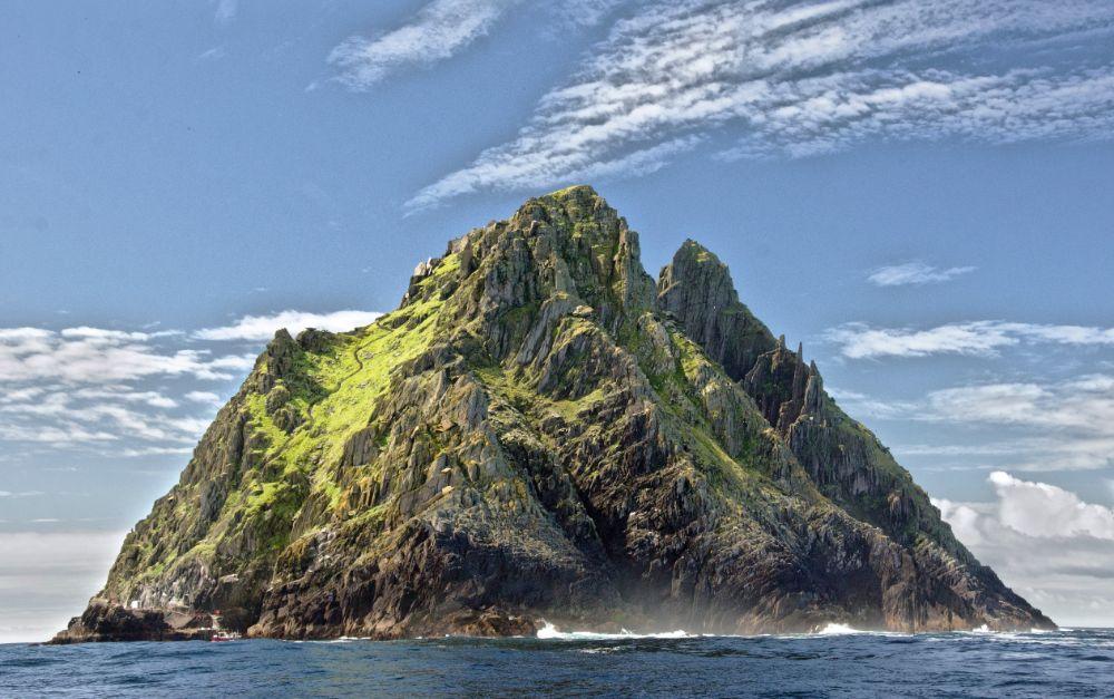 صور سفر، أجمل المواقع الطبيعية في اوروبا، جزيرة سكيليغ مايكل، أيرلندا