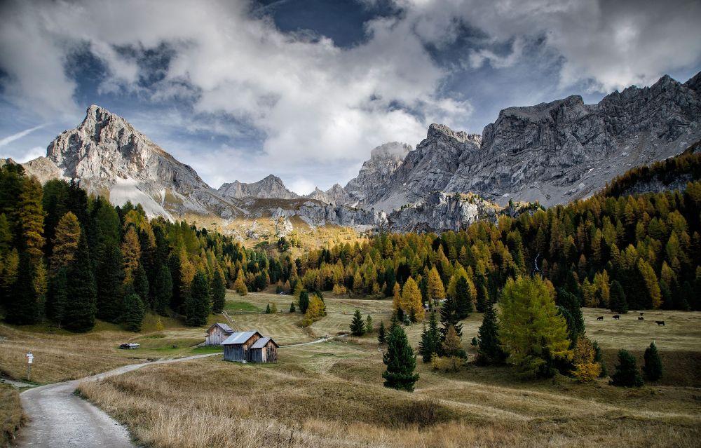 صور سفر، أجمل المواقع الطبيعية في اوروبا، دولوميت، إيطاليا