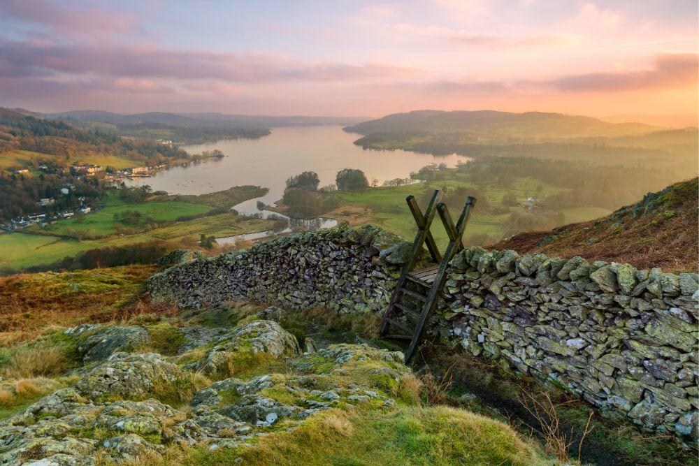 صور سفر، أجمل المواقع الطبيعية في اوروبا، ليك ديستريكت، المملكة المتحدة