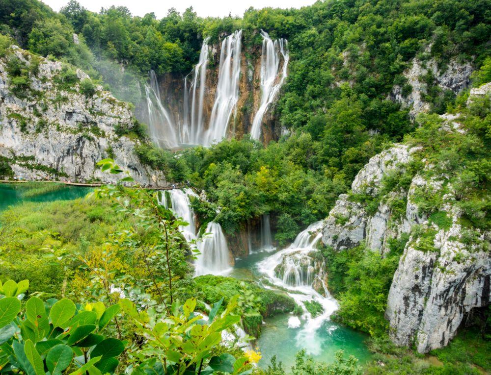 صور سفر، أجمل المواقع الطبيعية في اوروبا، منتزه بليفيتش بليفيس الوطني، كرواتيا