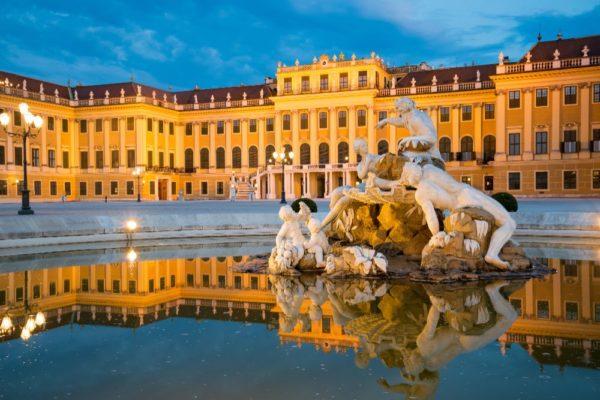 صور سفر، أجمل مواقع التراث في اوروبا، قصر شونبرون، النمسا