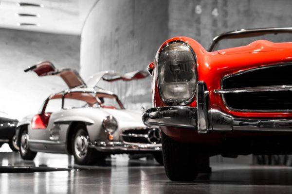 صور سفر، أفضل مزارات محبي السيارات في العالم، متحف مرسيدس بنز، ألمانيا