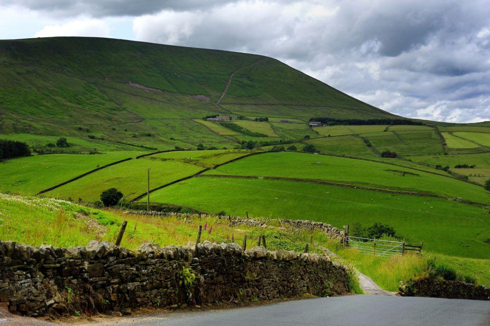 صور سفر، أكثر المزارات المخيفة في العالم، بندل هيل هضبة بندل ، إنجلترا