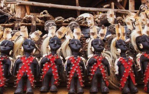 صور سفر، أكثر المزارات المخيفة في العالم، سوق أكوديساوا فيتيش للسحر، توغو