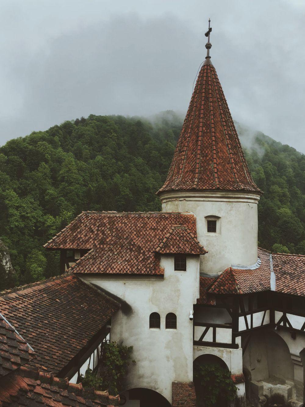 صور سفر، أكثر المزارات المخيفة في العالم، قلعة بران، رومانيا