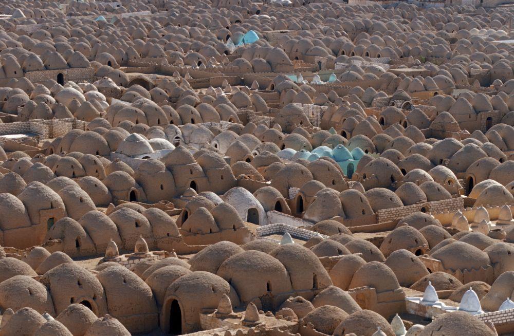 صور سفر، أكثر المزارات المخيفة في العالم، مدينة الموتى، مصر