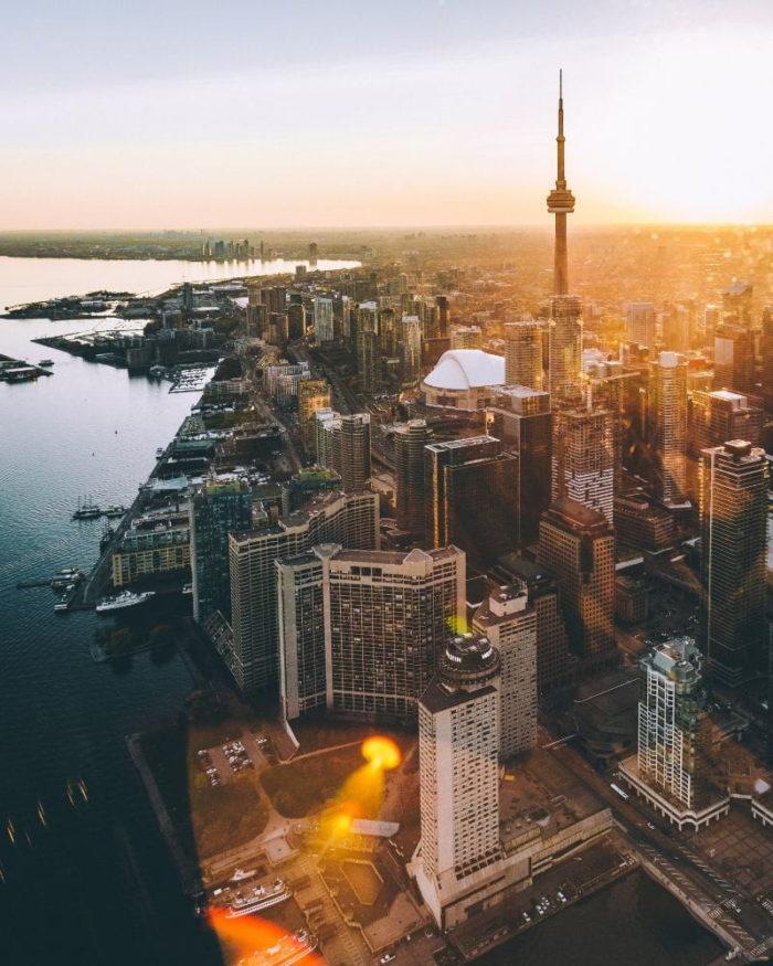 صور سفر، أئمن المدن في العالم، تورنتو كندا