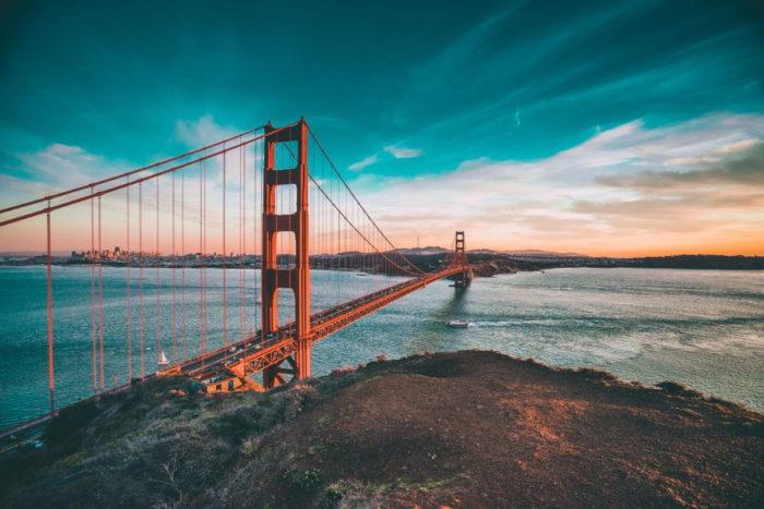 صور سفر، أئمن المدن في العالم، سان فرانسيسكو، كاليفورنيا