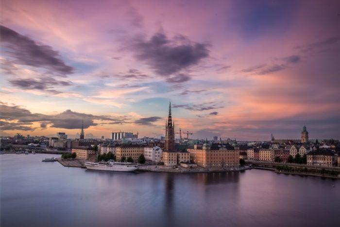 صور سفر، أئمن المدن في العالم، ستوكهولم، السويد