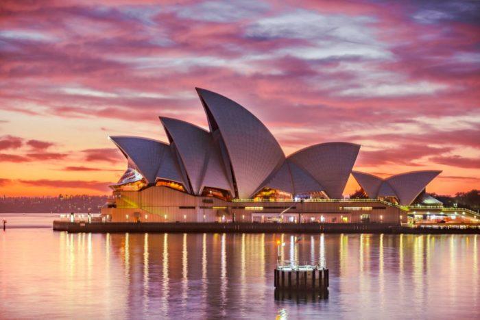 صور سفر، أئمن المدن في العالم، سيدني، أستراليا