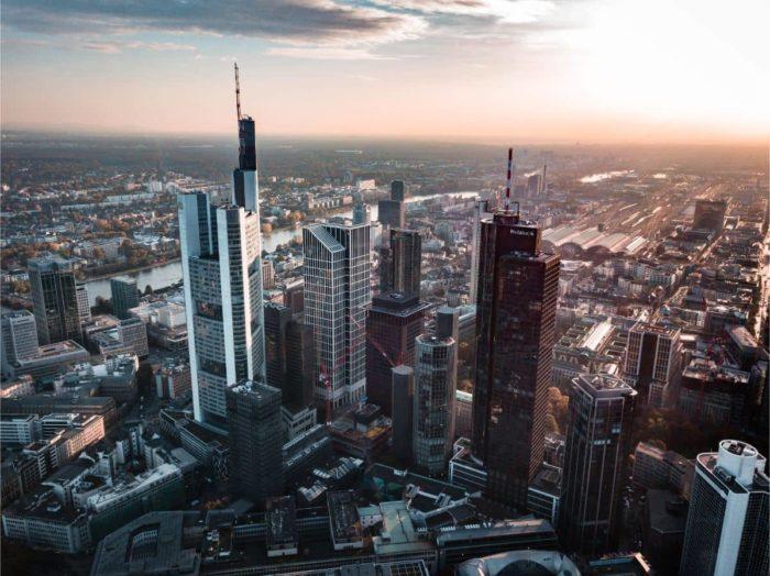 صور سفر، أئمن المدن في العالم، فرانكفورت، ألمانيا