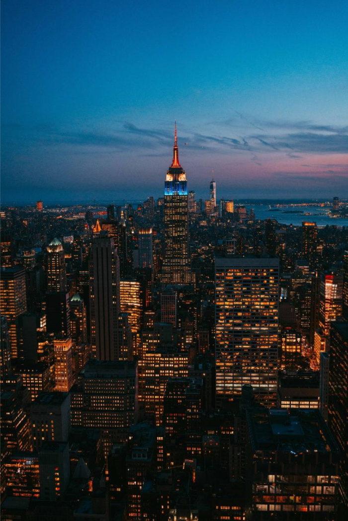 صور سفر، أئمن المدن في العالم، مدينة نيويورك ، نيويورك