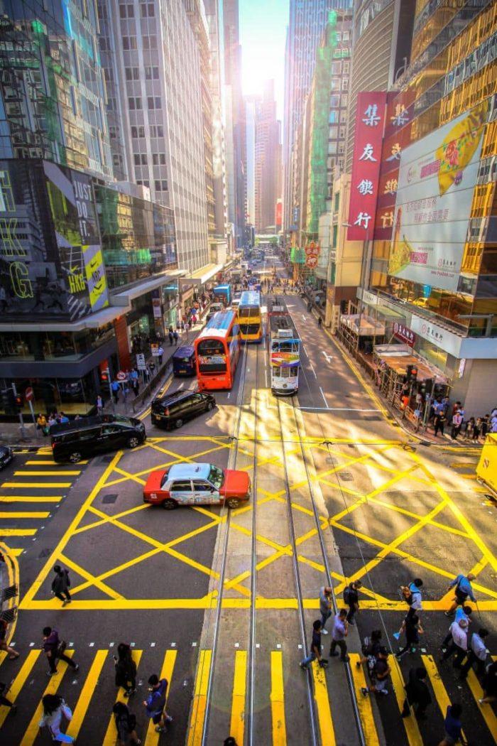 صور سفر، أئمن المدن في العالم، هونج كونج