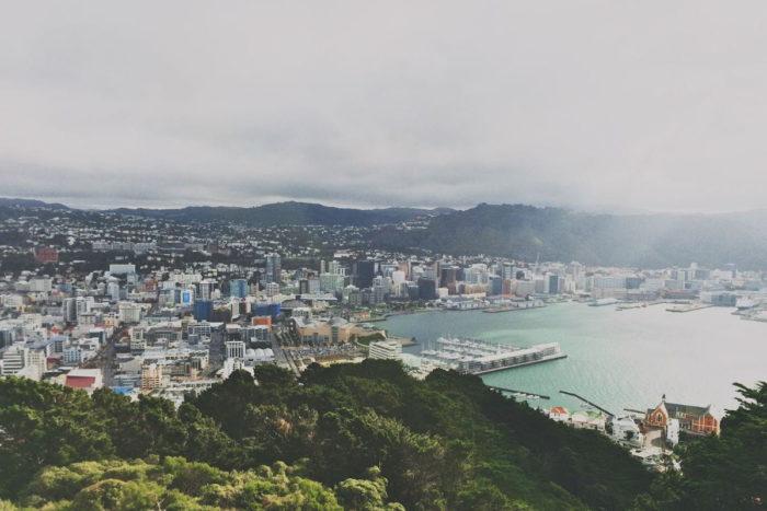 صور سفر، أئمن المدن في العالم، ولنجتون ، نيوزيلندا