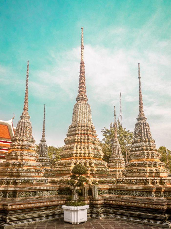 صور سفر، صور بانكوك، أهم المعالم السياحية في بانكوك، القصر الكبير