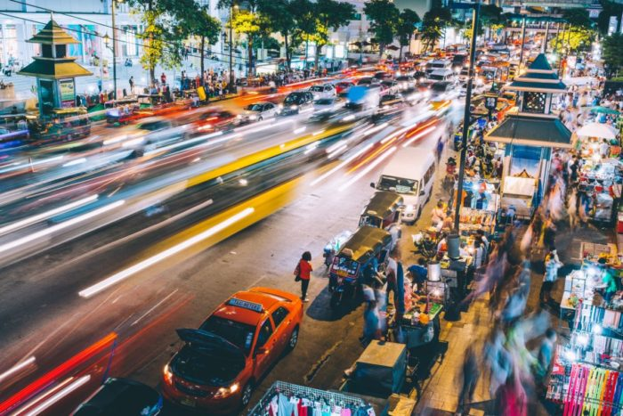 صور سفر، صور بانكوك، أهم المعالم السياحية في بانكوك