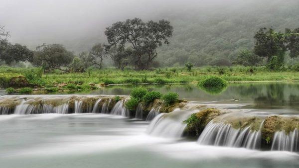 صور سفر، صور عمان، أهم الأماكن السياحية في عمان، وادي دربات
