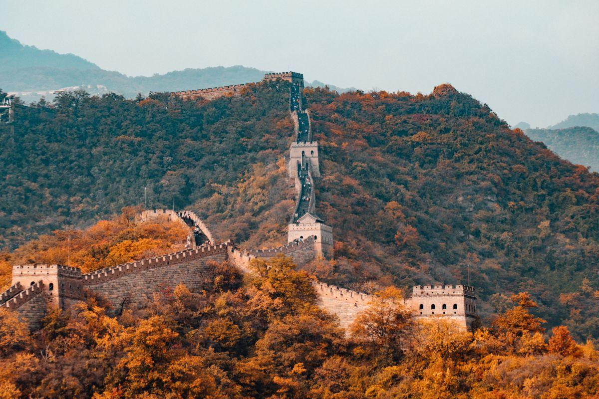 صور سفر، عجائب الدنيا السبع الجديدة، سور الصين العظيم