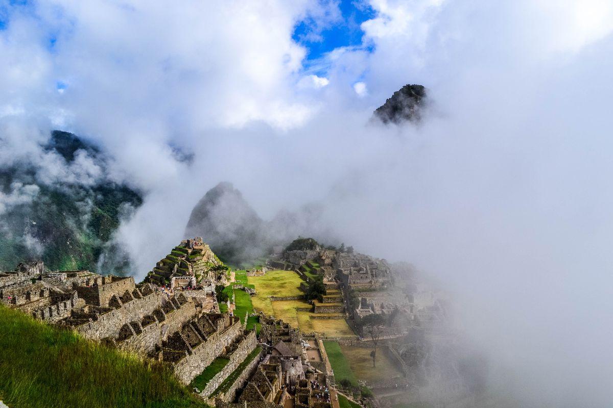 صور سفر، عجائب الدنيا السبع الجديدة، مدينة ماتشو بيتشو القديمة