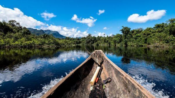 صور سفر، عجائب الطبيعة السبع، نهر الأمازون
