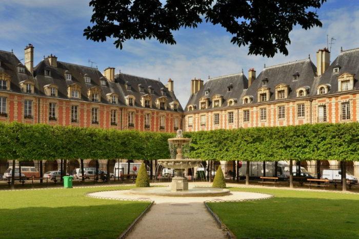 صور سفر باريس، أفضل المعالم السياحية في باريس، حي ماريه