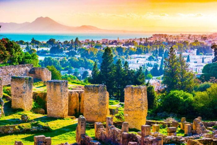 صور سفر تونس، أهم المعالم السياحية في تونس، بيرصا
