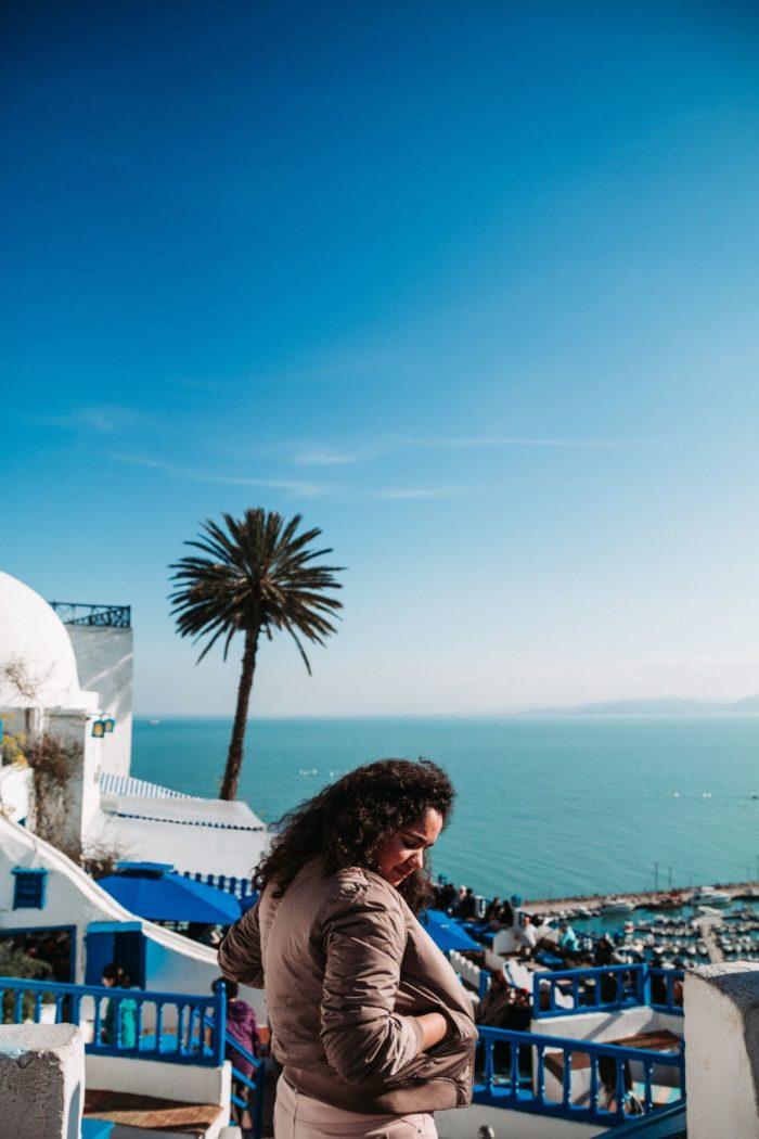 صور سفر تونس، أهم المعالم السياحية في تونس، سيدي بو سعيد