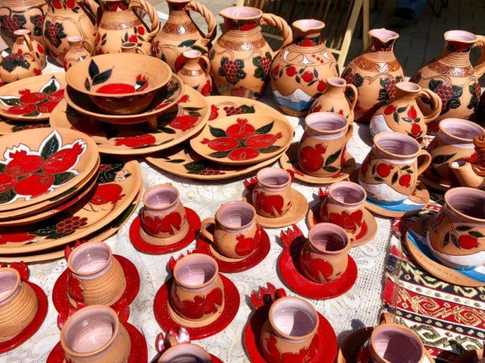 صور سفر يريفان، المعالم السياحية في يريفان، فيرنيساج يريفان