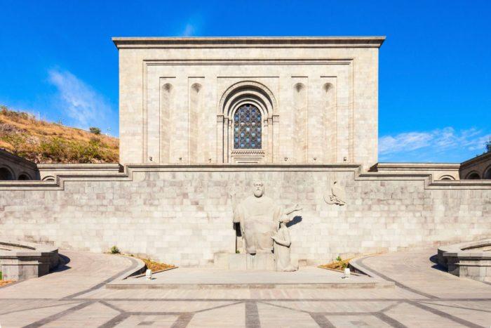 صور سفر يريفان، المعالم السياحية في يريفان، متحف ماتنادران