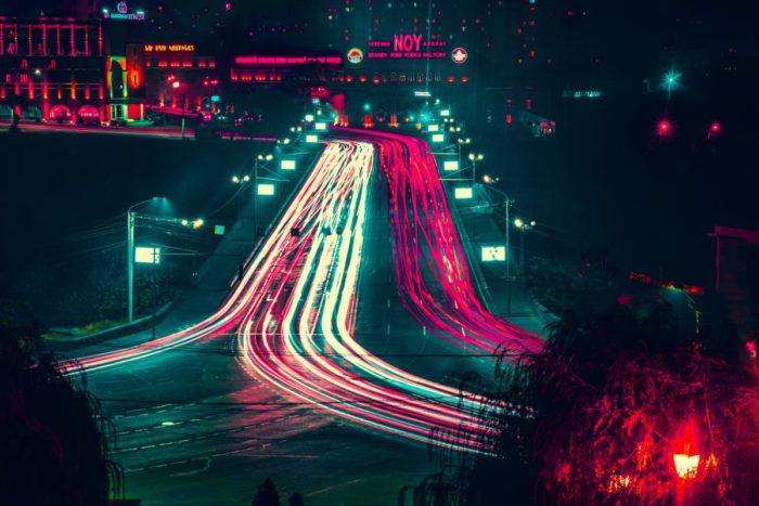 صور سفر يريفان، جولة ليلية في شوارع يريفان