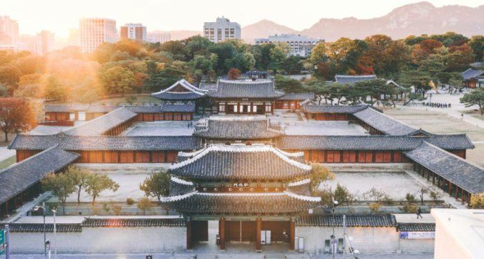 صور سيول، صور سفر، أفضل المعالم السياحية في سيول، قصر تشانغدوك
