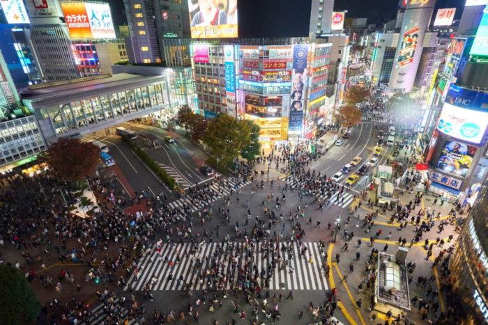 صور طوكيو، صور سفر، أفضل المعالم السياحية في طوكيو، شيبويا