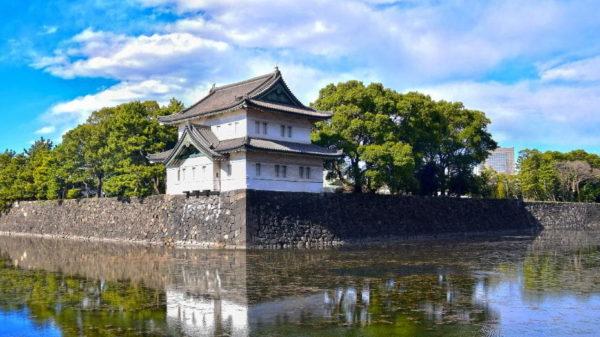 صور طوكيو، صور سفر، أفضل المعالم السياحية في طوكيو، قصر طوكيو الإمبراطوري