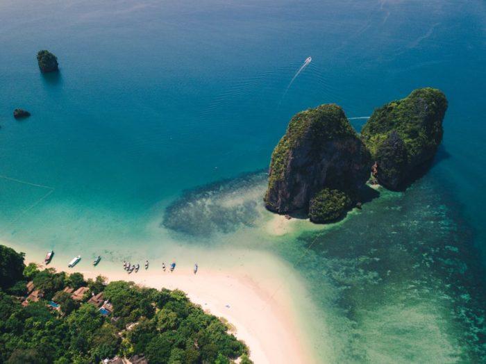 صور كرابي، صور سفر، أفضل المعالم السياحية في كرابي، جزيرة آونانغ