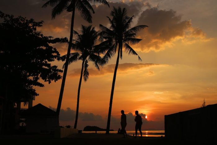 صور كرابي، صور سفر، أفضل المعالم السياحية في كرابي، جزيرة كوه لانتا