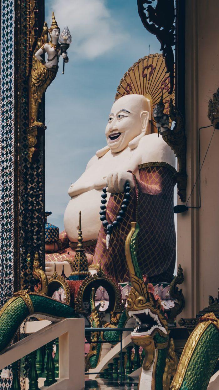 صور كوساموي، صور سفر، أفضل المعالم السياحية في كوساموي، معبد وات بلاي لايم