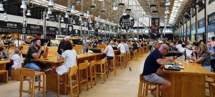 صور لشبونة، صور سفر، أفضل المعالم السياحية في لشبونة، سوق تايم أوت
