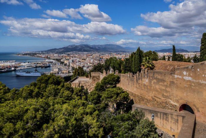 صور ملقة، صور سفر، أفضل المعالم السياحية في ملقة، جيبر ألفارو