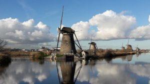 صور هولندا، أجمل المدن في هولندا، قرية كيندرديك
