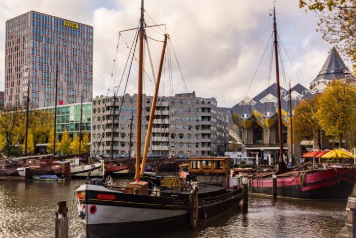 صور هولندا، أجمل المعالم السياحية في هولندا، المرفأ القديم، روتردام oude haven