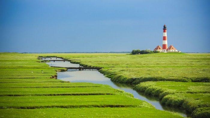 صور هولندا، أجمل المعالم السياحية في هولندا، بحر وادن