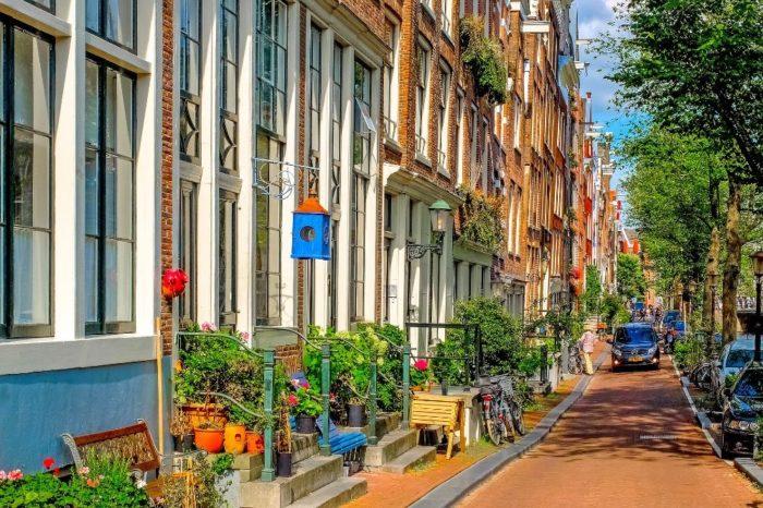 صور هولندا، أجمل المعالم السياحية في هولندا، حي جوردان، أمستردام jordaan