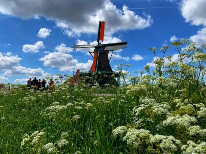 صور هولندا، أجمل المعالم السياحية في هولندا، قرية شانس زانسي، زاندام zaanse schans